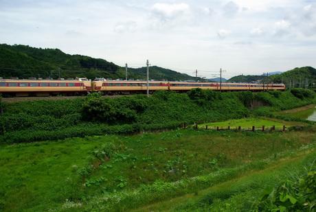 Kagoshimahonsen_485kei2