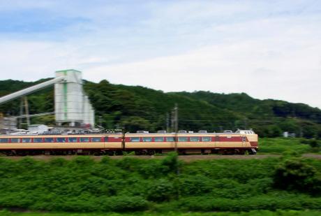 Kagoshimahonsen_485kei3
